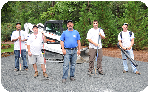 Landscaping Contractors, Pinehurst NC