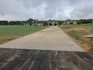 Golf Course Emergency Access Road, Pinehurst NC