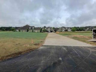 Golf Course Emergency Access Road by Brook Hauling, Grading & Landscaping, LLC