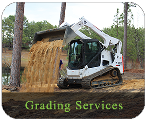 Grading Services, Pinebluff NC