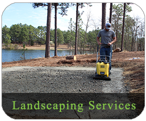 Landscaping Services, Pinebluff NC