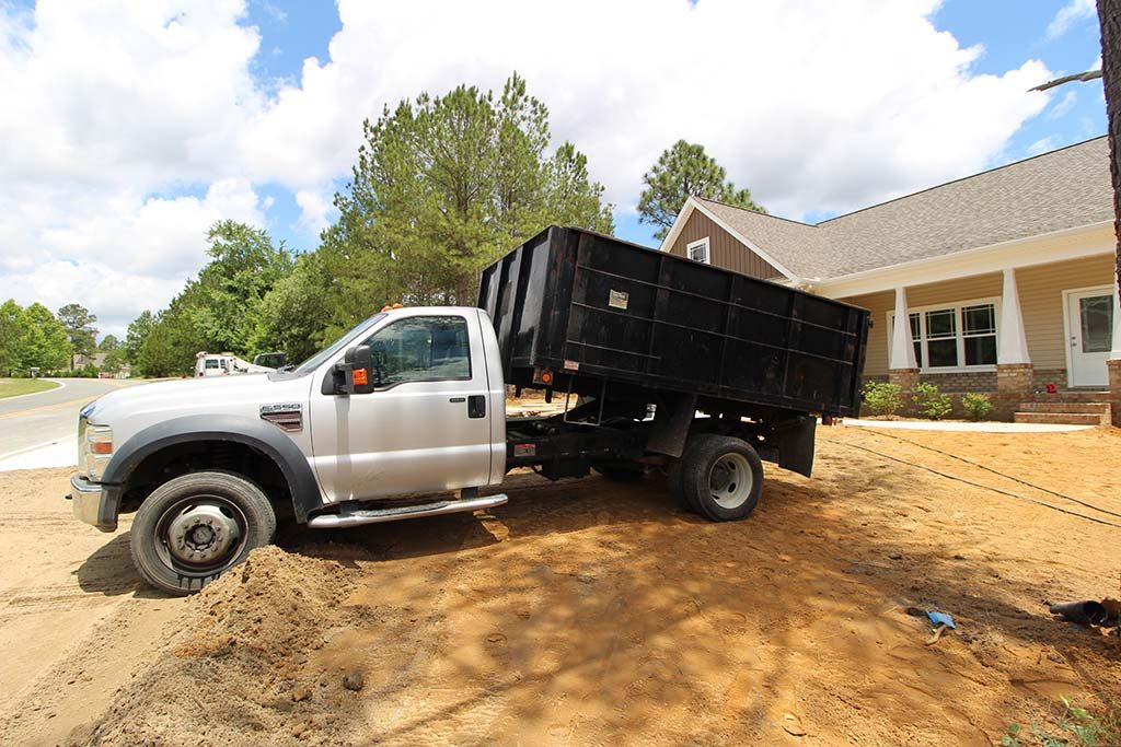 Material Delivery & Hauling, Pinehurst NC