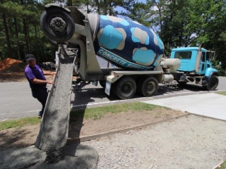 Concrete Pouring, Pinehurst NC