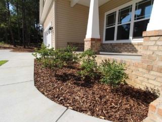 Residential Foundation Plants, Brooks Hauling, Grading & Landscaping LLC