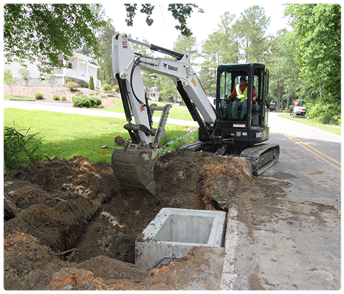 Grading Services & Excavation