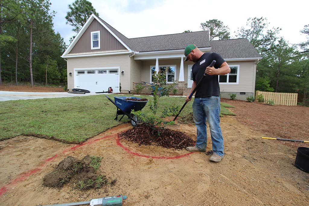 Tree Installation,  Landscaping Services in Pinehurst NC